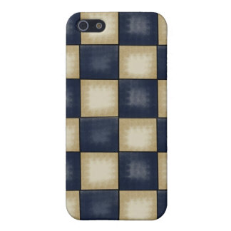 Customizable 4G  Iphone case Vintage plaid iPhone 5 Cover