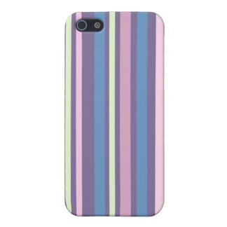 Customizable 4G  Iphone case Vintage stripes iPhone 5/5S Case