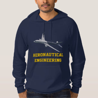 Customizable Aeronautical Engineering Hoodie