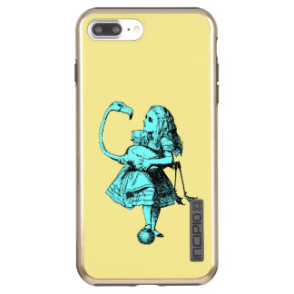 Customizable Alice in Wonderland Incipio DualPro Shine iPhone 8 Plus/7 Plus Case
