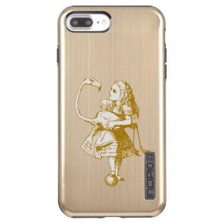 Customizable Alice in Wonderland Incipio DualPro Shine iPhone 8 Plus/7 Plus Case
