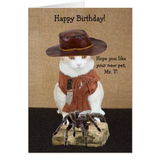 Customizable April Fools Birthday Card