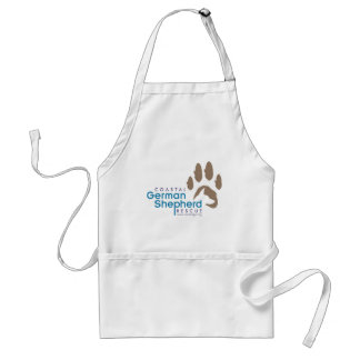 Customizable Apron -Coastal German Shepherd Rescue
