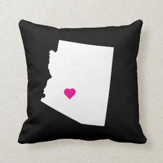 Customizable Arizona State Love Reversible Pillow