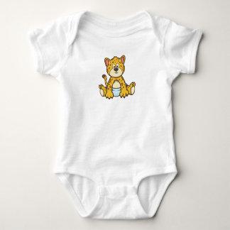 Customizable Baby Jaguar Baby Bodysuit