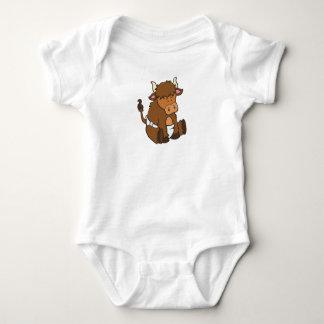 Customizable Baby Yak Baby Bodysuit