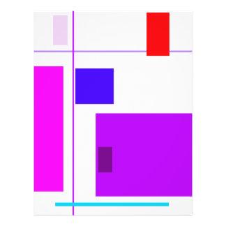 Customizable Background Color Purple Flyer Design