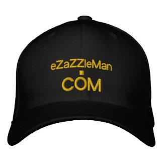 Customizable Baseball Caps @ eZaZZleMan.com Embroidered Hat