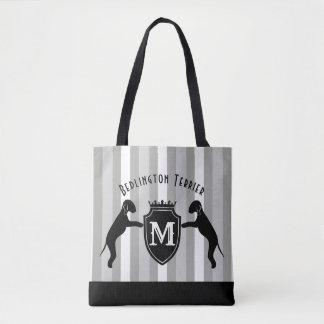 Customizable Bedlington Terrier Bag