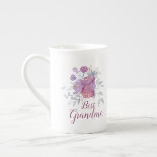 CUSTOMIZABLE Best Grandma, Nana, Grams, etc... Tea Cup
