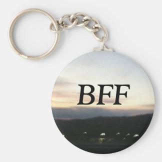 Customizable BFF Keychain