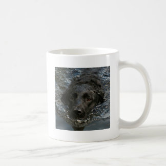Customizable Black Labrador Retriever Coffee Mug