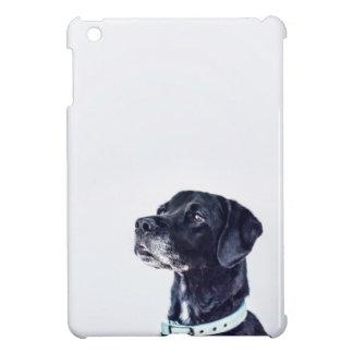 Customizable Black Labrador Retriever iPad Mini Cover