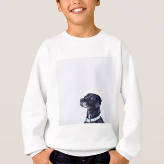 Customizable Black Labrador Retriever Sweatshirt