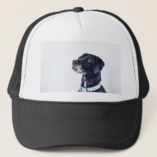 Customizable Black Labrador Retriever Trucker Hat