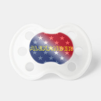 Customizable Blue Red and White Dummy