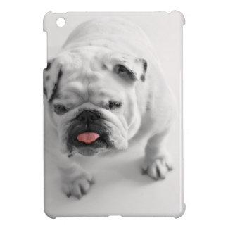 Customizable Bulldog iPad Mini Covers