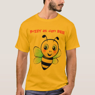Customizable Bumblebee T-Shirt