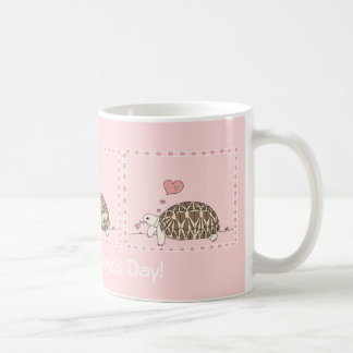 Customizable Burmese Star Tortoise Mug #2b