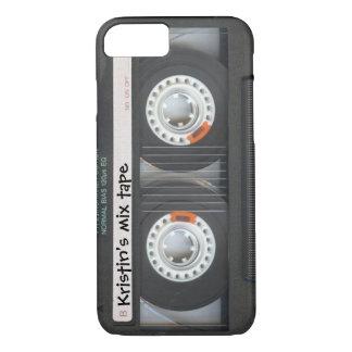 Customizable Cassette Mix Tape iPhone 7 Case