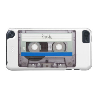 Customizable Cassette Tape iPod Touch 5g Case