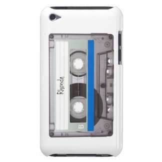 Customizable Cassette Tape iPod Touch Case