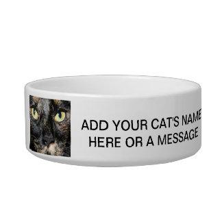 Customizable Cat Dish Cat Water Bowls