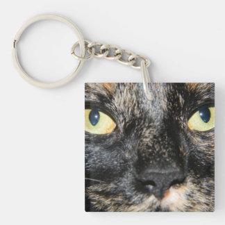 Customizable Cat Keychain