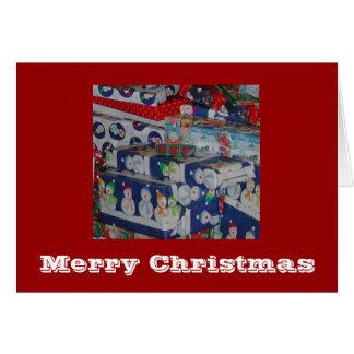 Customizable Christmas Card