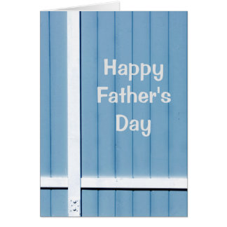 Customizable Cool Fun Unique Photo Father's Day Card