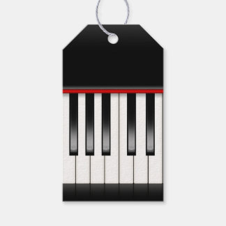 Customizable cool music lovers party tag