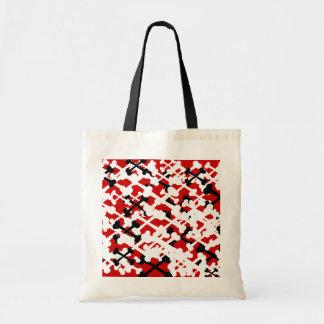 Customizable Crossbones Budget Tote Bag