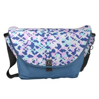 Customizable Crossbones Commuter Bags