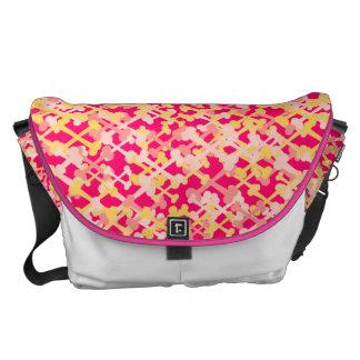 Customizable Crossbones Courier Bag