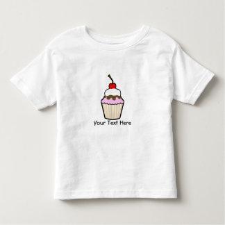 Customizable Cupcake Toddler T-Shirt