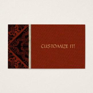 CUSTOMIZABLE designer Business cards