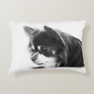 Customizable Dog & Emily Dickinson's Quote Decorative Cushion