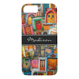 Customizable Doors of The World Barely There iPhone 8/7 Case