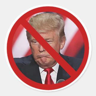 Customizable Dump Trump Stickers