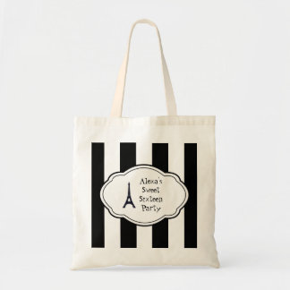 Customizable Eiffel Tower Goody Bag