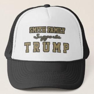 Customizable Family Supports Trump. Trucker Hat