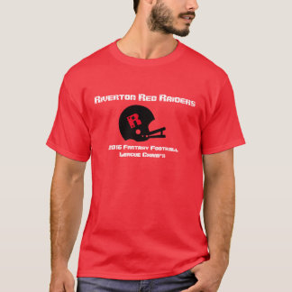 Customizable Fantasy Football Champs T-shirt