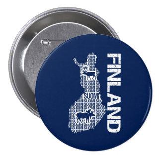 Customizable FINLAND MAP button