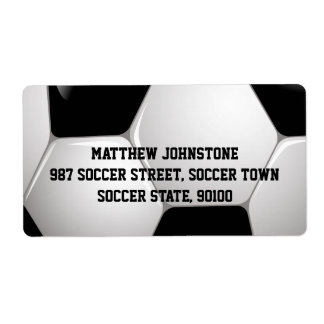Customizable Football Soccer Ball