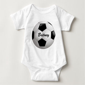 Customizable Football Soccer Ball T-shirts