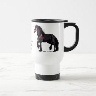 Customizable Friesian Mugs