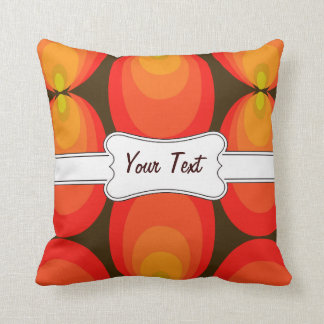 Customizable! FUN With LABELS Cushion