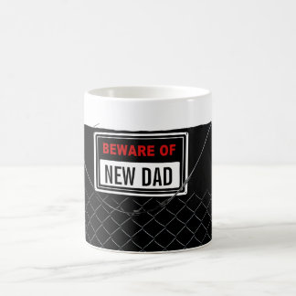 Customizable Funny Cute Unique First Father's Day Coffee Mug