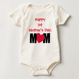 Customizable Funny Mother's Day Baby Creeper