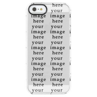 Customizable Gifts | Design Your Own Uncommon Clearly™ Deflector iPhone 5 Case